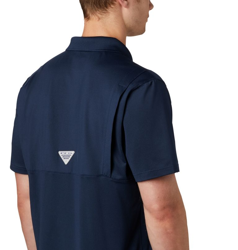 Men's Collegiate Skiff Cast™ Polo - Auburn Men's Collegiate Skiff Cast™ Polo - Auburn, a3