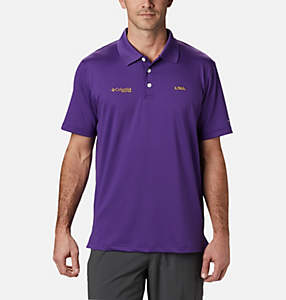 Men's Collegiate Skiff Cast™ Polo - LSU