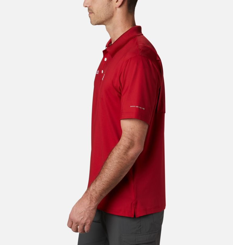 Men's Collegiate Skiff Cast™ Polo - Alabama Men's Collegiate Skiff Cast™ Polo - Alabama, a1