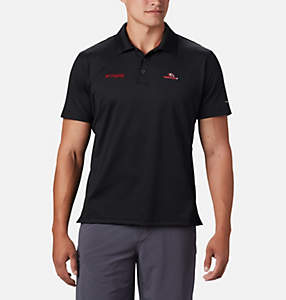 Men's Collegiate Skiff Cast™ Polo - Georgia