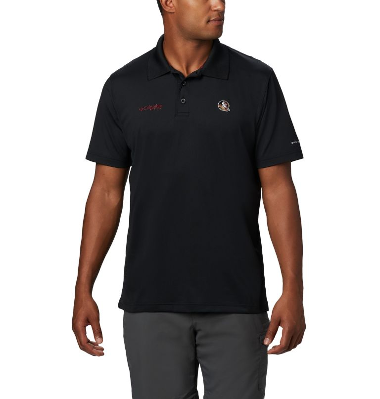 Men's Collegiate Skiff Cast™ Polo - Florida State Men's Collegiate Skiff Cast™ Polo - Florida State, front