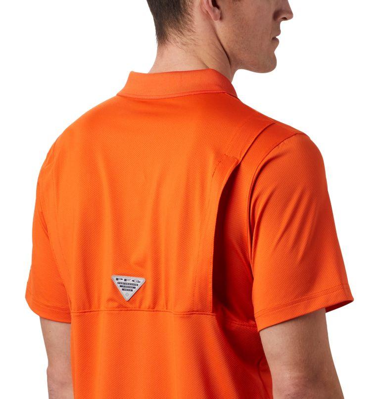 CLG Skiff Cast™ Polo | 820 | XL Men's Collegiate Skiff Cast™ Polo - Oregon State, OSU - Tangy Orange, a3