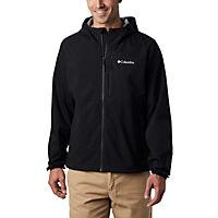 Columbia Men's Mystic Trail Jacket (Black)