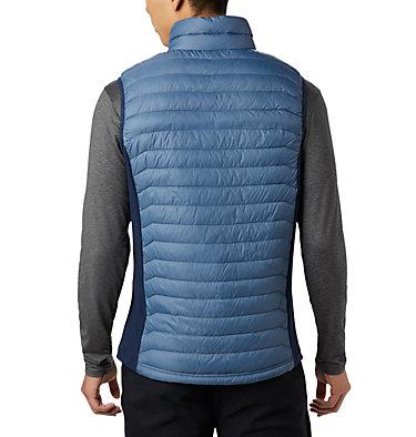 Men's Powder Pass™ Vest Powder Pass™ Vest | 039 | L, Mountain, Collegiate Navy, back