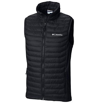 Men's Powder Pass™ Vest—Tall Powder Pass™ Vest   039   2XT, Black, front