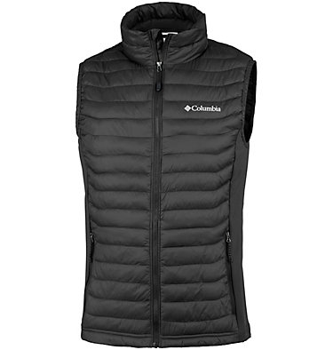 Chaleco Powder Pass™ para hombre Powder Pass™ Vest | 010 | XXL, Black, front