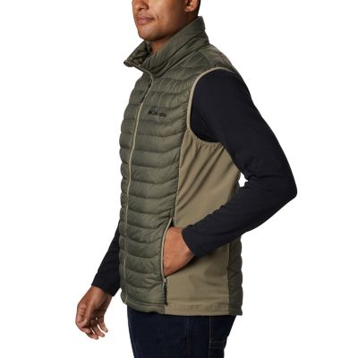 1842414 Columbia Hombre Chaleco Powder Pass Vest Nylon