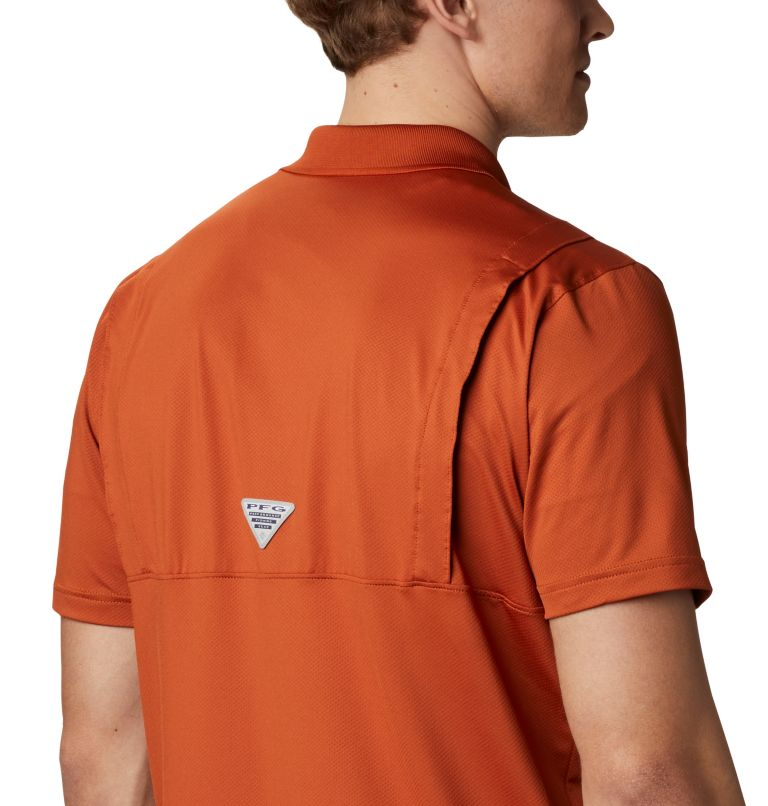 Men's NFL PFG Skiff Cast™ Polo - Texas Men's NFL PFG Skiff Cast™ Polo - Texas, a3