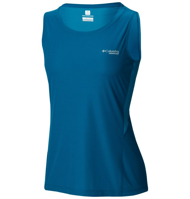 Women's Titan Ultra™ II Sleeveless Running Tank Women's Titan Ultra™ II Sleeveless Running Tank, front