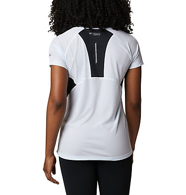 Women's Titan Ultra™ II Short Sleeve Shirt Titan Ultra™ II Short Sleeve | 101 | XL, White, Black, back