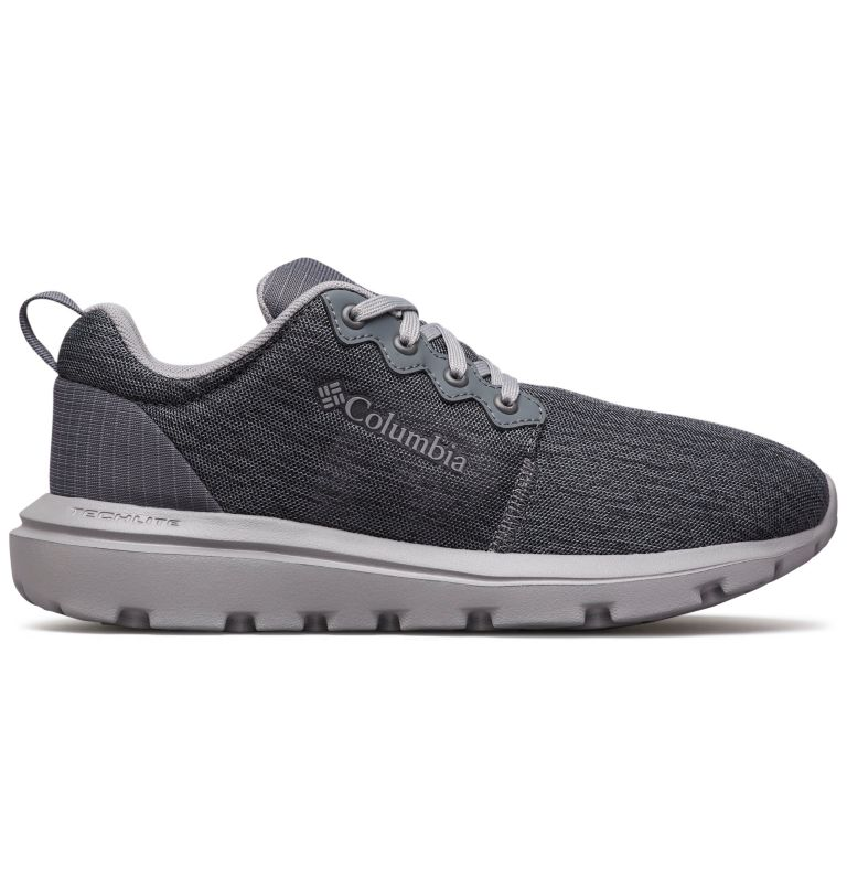 BACKPEDAL™ | 053 | 10 Women's BACKPEDAL™ Sneaker Shoe, Graphite, Monument, front