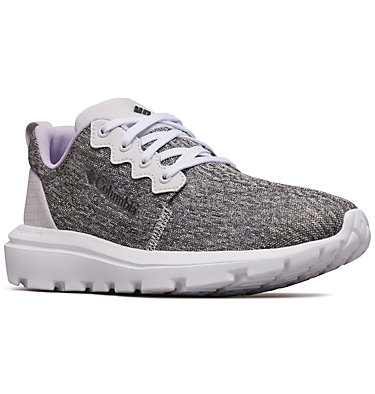 Sneaker BACKPEDAL™ da donna BACKPEDAL™ | 053 | 10, Silver Grey, Black, 3/4 front