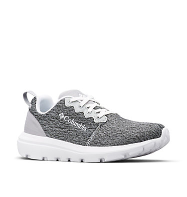 Women's Backpedal™ OutDry™ Shoe BACKPEDAL™ OUTDRY™ | 011 | 10, Steam, White, 3/4 front