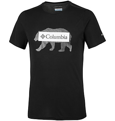 T-shirt Box Logo Bear™ Homme , front
