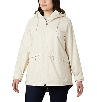Women's Arcadia™ Casual Jacket—Plus Size Arcadia™ Casual Jacket | 466 | 1X, Chalk, front