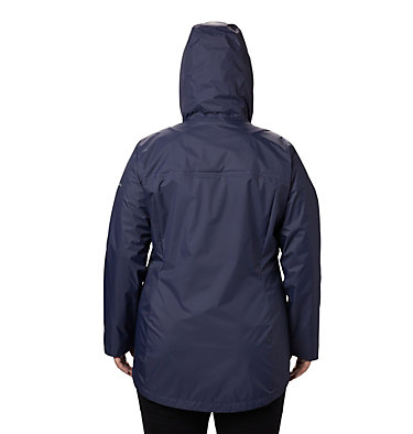 Women's Arcadia™ Casual Jacket—Plus Size Arcadia™ Casual Jacket | 466 | 1X, Nocturnal, back