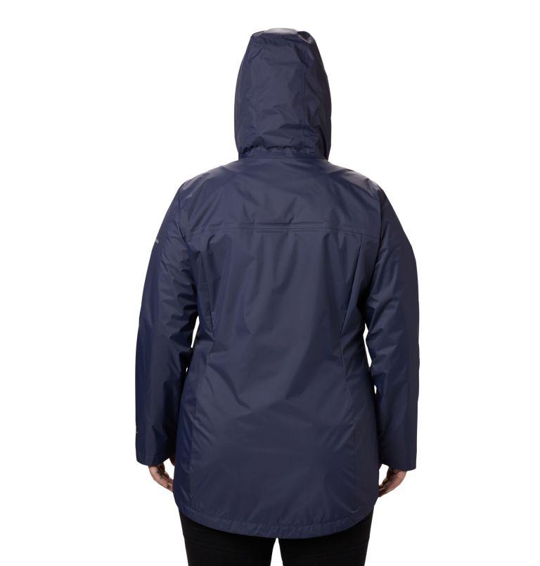 Women's Arcadia™ Casual Jacket—Plus Size Women's Arcadia™ Casual Jacket—Plus Size, back