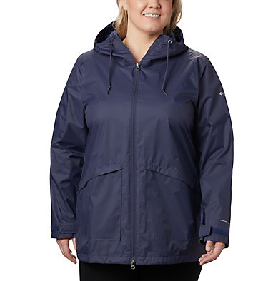 Women's Arcadia™ Casual Jacket—Plus Size Arcadia™ Casual Jacket | 466 | 1X, Nocturnal, front