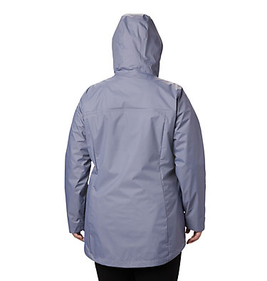 Women's Arcadia™ Casual Jacket—Plus Size Arcadia™ Casual Jacket | 466 | 1X, New Moon, back