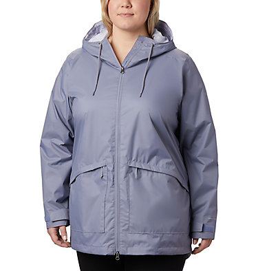 Women's Arcadia™ Casual Jacket—Plus Size Arcadia™ Casual Jacket | 466 | 1X, New Moon, front