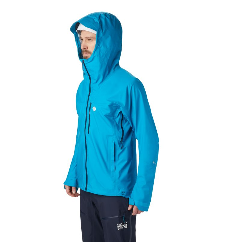 Exposure/2™ Gore-Tex® Active Jacket | 443 | L Men's Exposure/2™ Gore-Tex® 3L Active Jacket, Traverse, a3