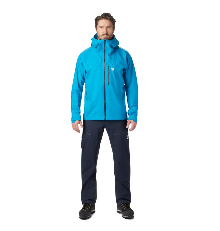 Exposure/2™ Gore-Tex® Active Jacket | 443 | L Men's Exposure/2™ Gore-Tex® 3L Active Jacket, Traverse, a5