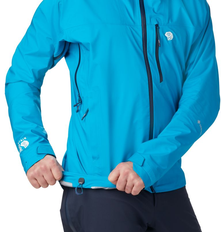 Exposure/2™ Gore-Tex® Active Jacket | 443 | XL Men's Exposure/2™ Gore-Tex® 3L Active Jacket, Traverse, a6