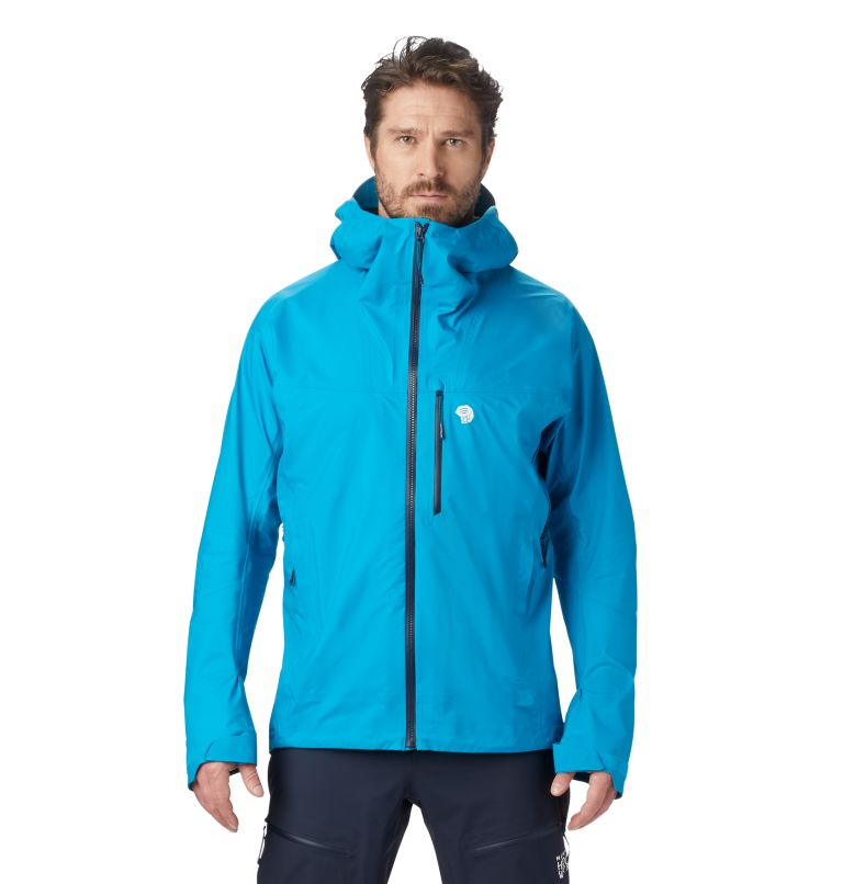 Exposure/2™ Gore-Tex® Active Jacket | 443 | L Men's Exposure/2™ Gore-Tex® 3L Active Jacket, Traverse, front