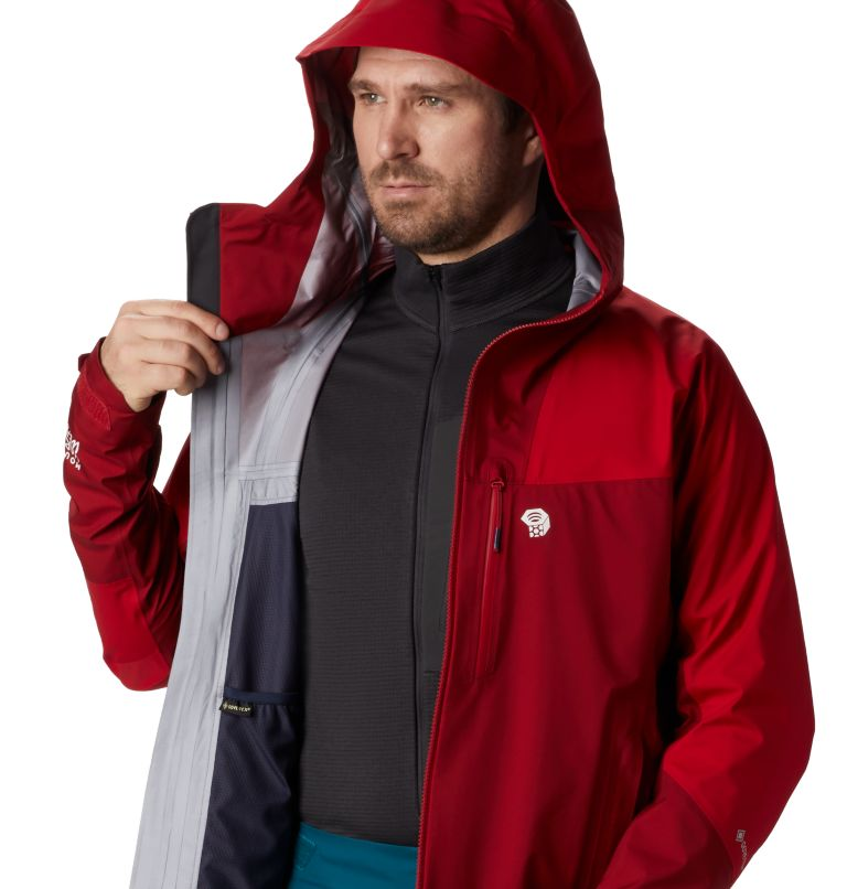 Men's Exposure/2™ Gore-Tex® 3L Active Jacket Men's Exposure/2™ Gore-Tex® 3L Active Jacket, a5