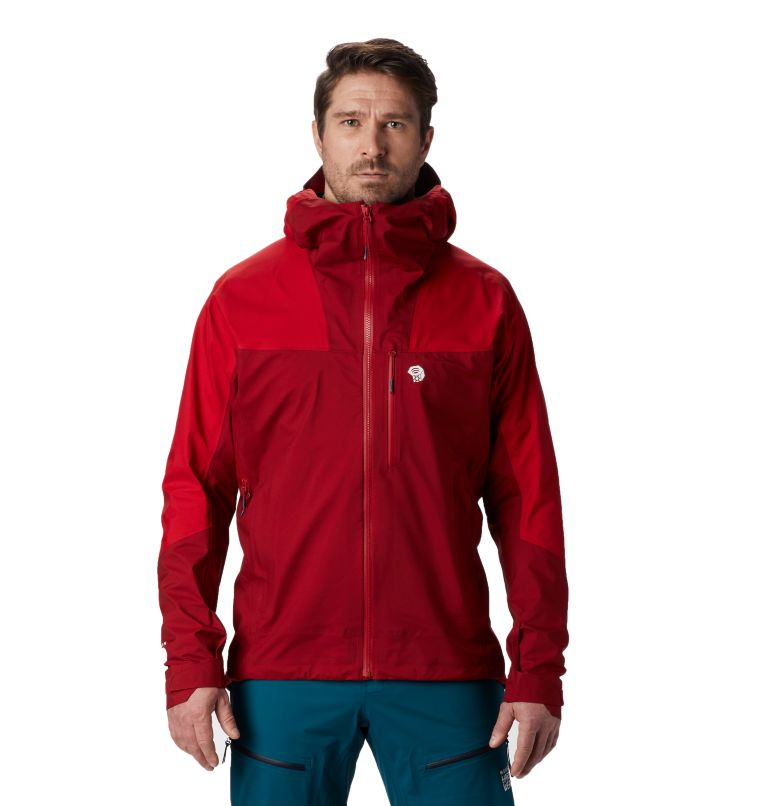 Men's Exposure/2™ Gore-Tex® 3L Active Jacket Men's Exposure/2™ Gore-Tex® 3L Active Jacket, front