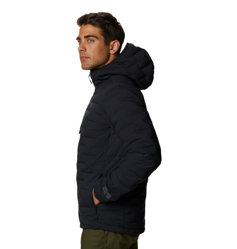 Men's Super/DS™ Stretchdown Hooded Jacket Men's Super/DS™ Stretchdown Hooded Jacket, a1
