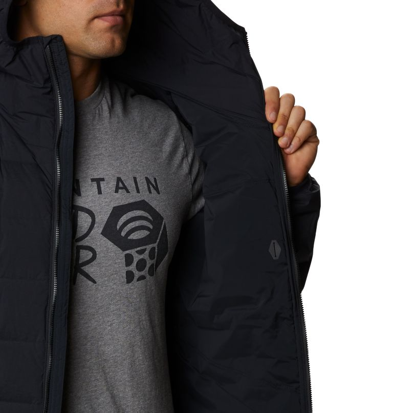 Men's Super/DS™ Stretchdown Hooded Jacket Men's Super/DS™ Stretchdown Hooded Jacket, a4