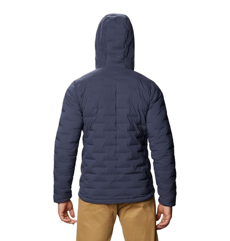 Men's Super/DS™ Stretchdown Hooded Jacket Men's Super/DS™ Stretchdown Hooded Jacket, back
