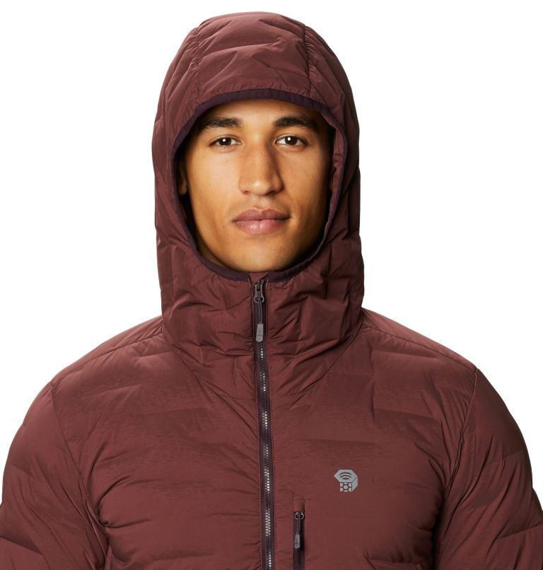 Men's Super/DS™ Stretchdown Hooded Jacket Men's Super/DS™ Stretchdown Hooded Jacket, a2