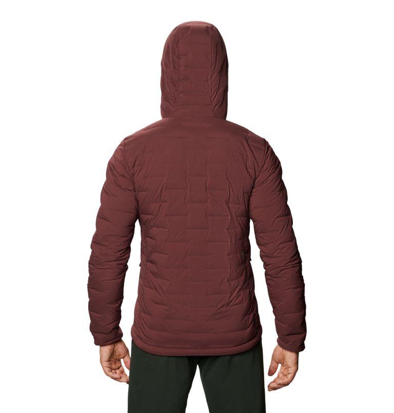 Manteau à capuchon Super/DS™ Stretchdown Homme Manteau à capuchon Super/DS™ Stretchdown Homme, back