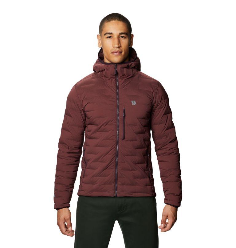 Manteau à capuchon Super/DS™ Stretchdown Homme Manteau à capuchon Super/DS™ Stretchdown Homme, front