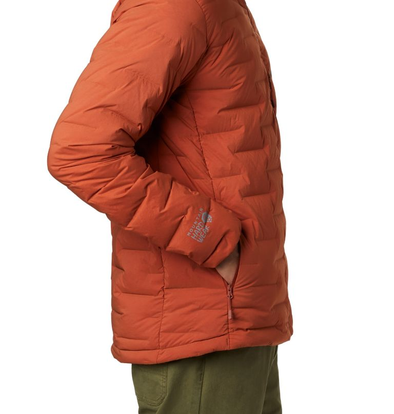 Men's Super/DS™ Stretchdown Hooded Jacket Men's Super/DS™ Stretchdown Hooded Jacket, a1