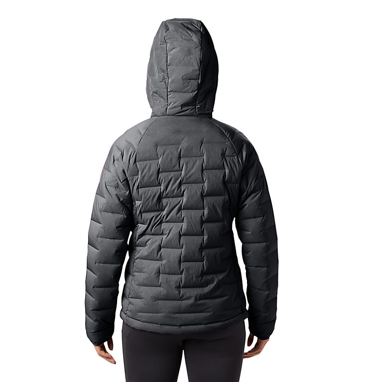 Women's SuperDS™ Down Jacket Stretchdown Hooded xrCoWQdBeE