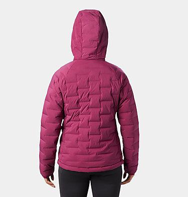 Manteau à capuchon Super/DS™ Stretchdown Femme Super/DS™ Stretchdown Hooded Jacket | 599 | L, Divine, back