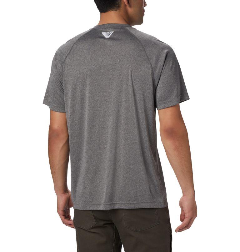 Men's PFG Terminal Tackle™ Heather Short Sleeve Shirt Men's PFG Terminal Tackle™ Heather Short Sleeve Shirt, back