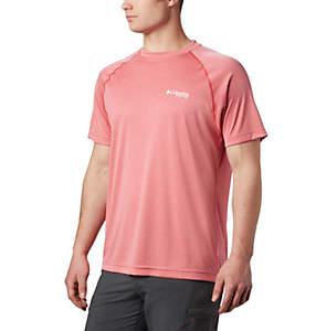 Men's PFG Terminal Tackle™ Heather Short Sleeve Shirt