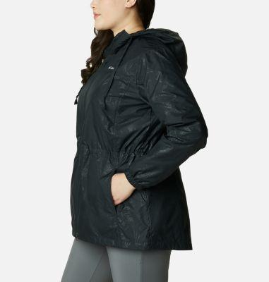 Women's Auroras Wake™ III Mid Jacket - Plus Size | Columbia Sportswear