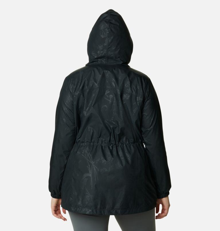 Women's Auroras Wake™ III Mid Jacket - Plus Size Women's Auroras Wake™ III Mid Jacket - Plus Size, back