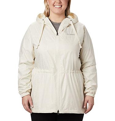 Women's Auroras Wake™ III Mid Jacket - Plus Size Auroras Wake™ III Mid Jacket | 191 | 1X, Chalk Emboss, front