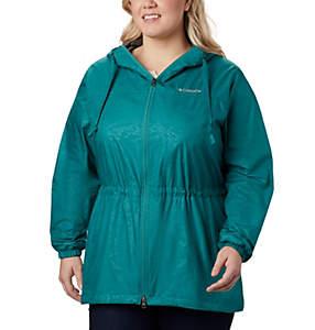 Manteau mi-long Auroras Wake™ III pour femme