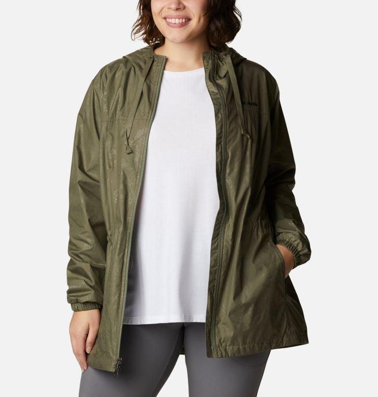 Women's Auroras Wake™ III Mid Jacket - Plus Size Women's Auroras Wake™ III Mid Jacket - Plus Size, a4