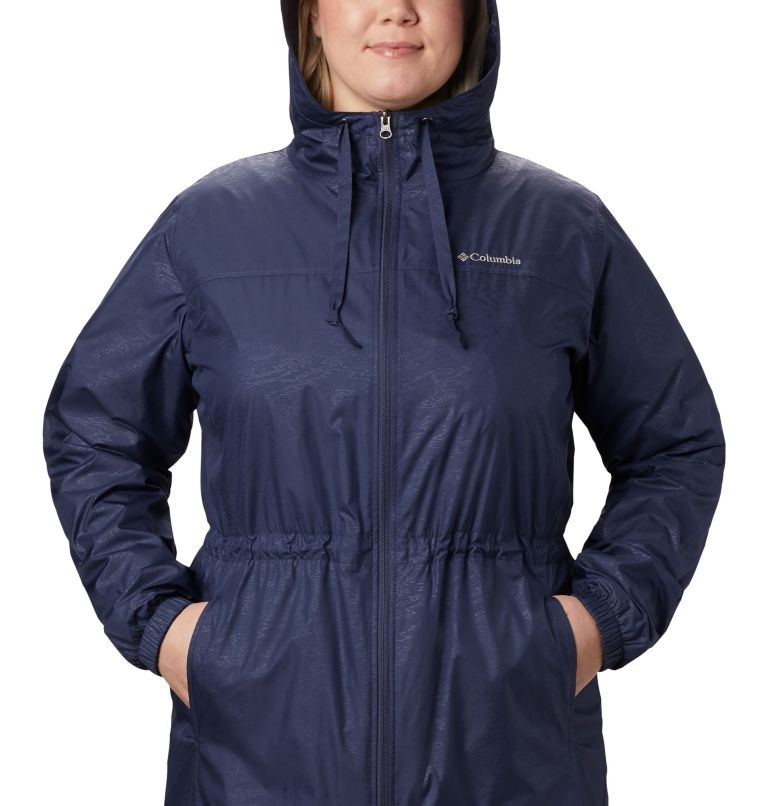 Women's Auroras Wake™ III Mid Jacket - Plus Size Women's Auroras Wake™ III Mid Jacket - Plus Size, a2