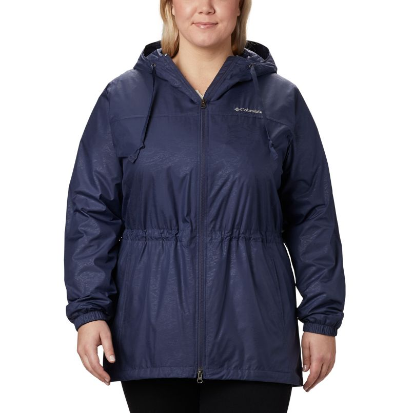 Women's Auroras Wake™ III Mid Jacket - Plus Size Women's Auroras Wake™ III Mid Jacket - Plus Size, front