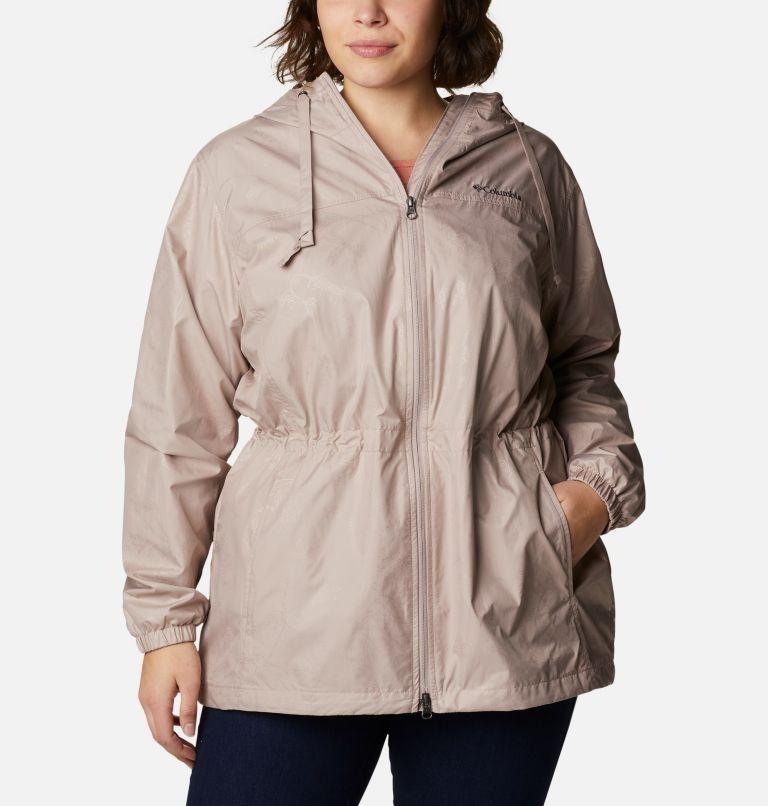 Women's Auroras Wake™ III Mid Jacket - Plus Size Women's Auroras Wake™ III Mid Jacket - Plus Size, front