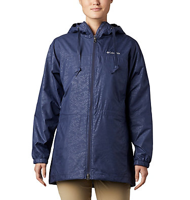 Manteau mi-long Auroras Wake™ III pour femme – Grandes tailles Auroras Wake™ III Mid Jacket | 466 | L, Nocturnal Emboss, front